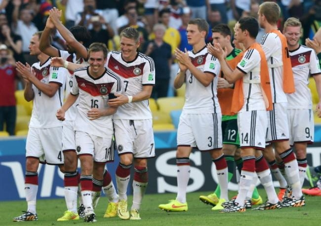 France vs Germany, Quarterfinal FIFA World Cup 2014