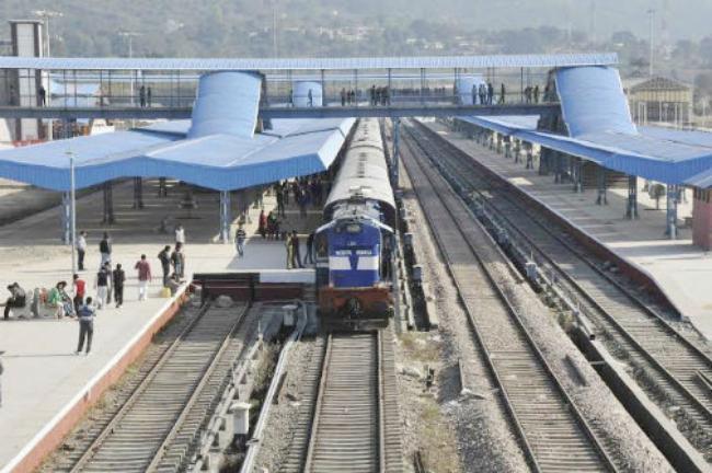 Udhampur-Katra Rail Link