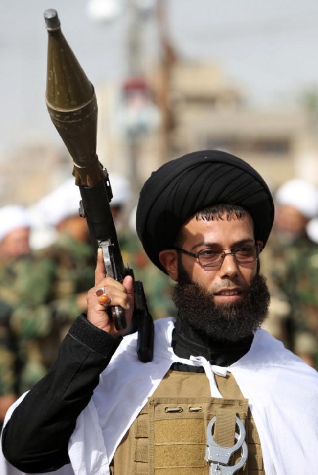 The jehadist menace