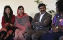 Activist Malala in Nigeria to 'Bring Back Our Girls'