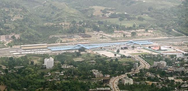 View of Katra Railway Station