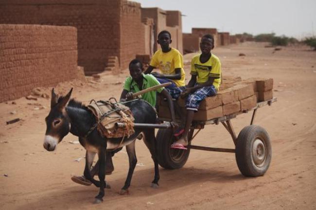 Niger - 50%.