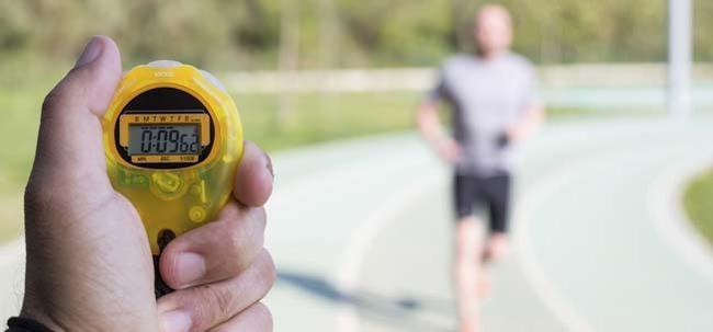 Run A 40-Yard Dash In 5 Seconds