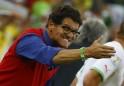 Russia's coach Fabio Capello