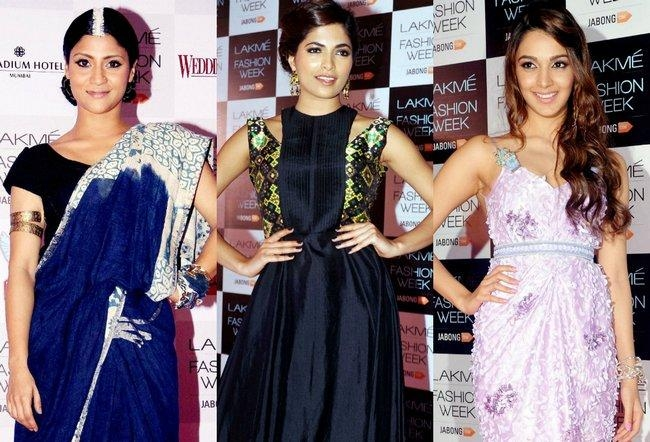 Lakme Fashion Week Curtain Raiser
