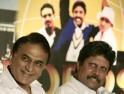 Former Indian cricketer Sunil Gavaskar (