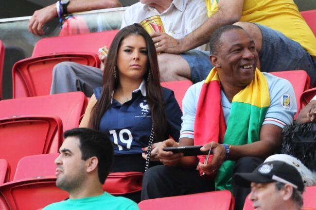 France v Nigeria: Round of 16 - 2014 FIFA World Cup Brazil
