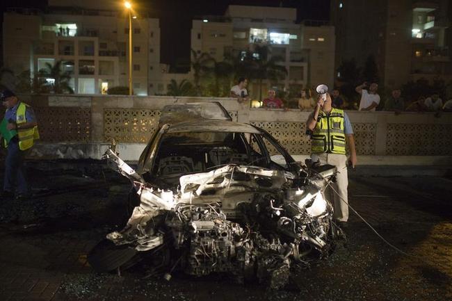 Israel Gaza Conflict Intensifies: PICS