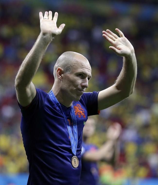Arjen Robben (Netherlands)
