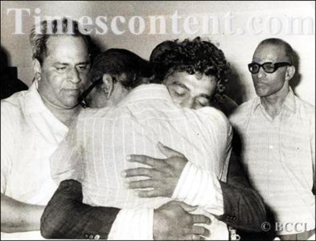 Sunil Gavaskar-Manohar Gavaskar-Madhav Mantri