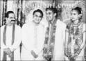 Rohan Gavaskar-Sunil Gavaskar