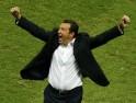 Belgium's coach Marc Wilmots