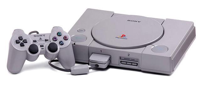 Sony Playstation (1994)