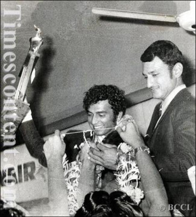 Sunil Gavaskar-Ajit Wadekar