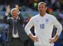 England's coach Roy Hodgson
