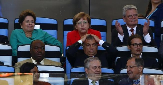 FIFA World Cup 2014: When World Leaders Caught the Football Fever: PICS