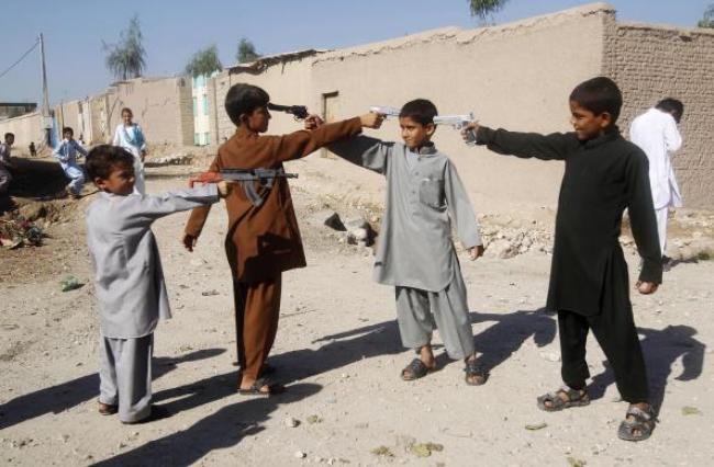Afghanistan - 47%