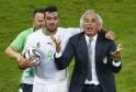 Algeria coach Essaid Belkalem