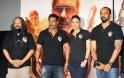 Amol Gupte, Ajay Devgn, Kareena Kapoor Khan, Rohit Shetty