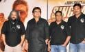 Amol Gupte, Mahesh Manjrekar, Zakir Hussain and Dayanand Shetty