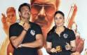 Ajay Devgn and Kareena Kapoor Khan