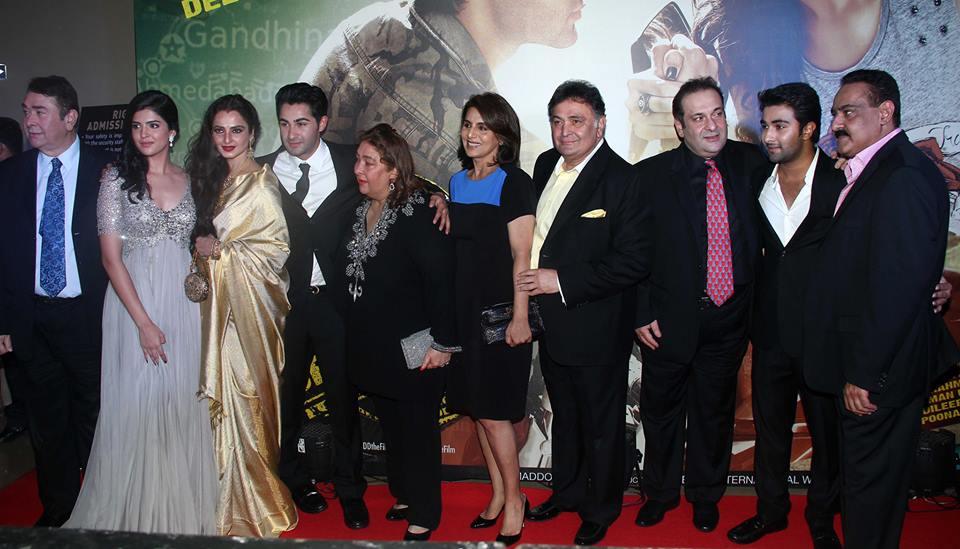 Kapoor Khandaan, Armaan Jain and Deeksha Seth