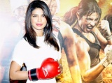 Priyanka Chopra at Mary Kom trailer launch