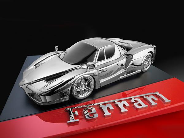 The Enzo Ferrari