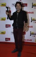 Kailash Kher won the  Best Playback Singer (Male) for Telugu film Pandagala Digivachavu