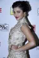 Shruti Hassan at the 61st Idea Filmfare South Awards 2013