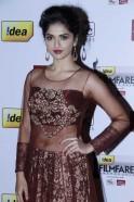 Sunaina at the 61st Idea Filmfare South Awards 2013
