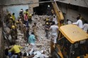 Delhi Building Collapse Kills 10