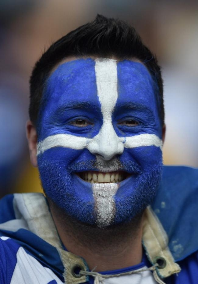 Greece Fan