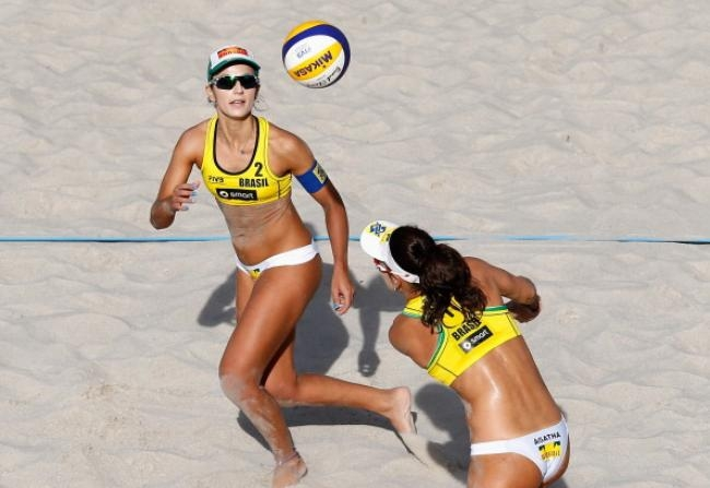 FIVB Berlin Smart Grand Slam - Day 2