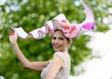 Interesting Hats at Royal Ascot Race 2014