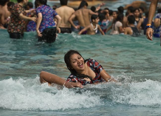 Heat Wave Scorches North India