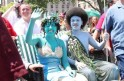 Mermaid Parade in New York