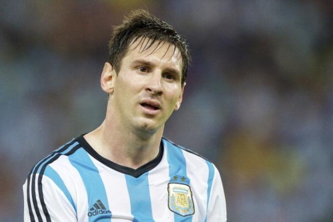 La Pulga Atomica (The Atomic Flea) Lionel Messi, Argentina