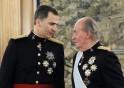 King Juan Carlos, King Felipe VI