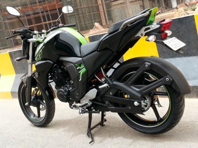 Yamaha Fz On Road Price In India
