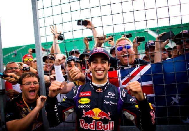 Canadian F1 Grand Prix - Race
