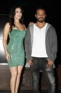 Sunny Leone and Nikhil Chinapa