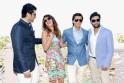 Arjun Kapoor, Priyanka Chopra, Ranveer Singh and Ali Abbas Zafar