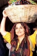 Vidya Balan at Mahim Dargah