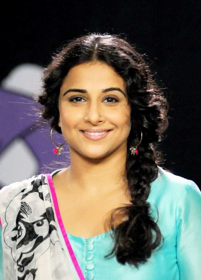 Vidya always gives her all while promoting her films and this time seems to be no different. Are you looking forward to 'Bobby Jasoos'? Let us know in the comments section! Photo: AFP