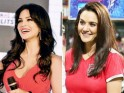 Sunny Leone and Preity Zinta