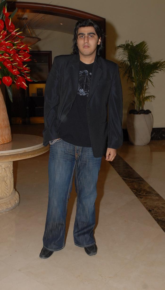 Arjun Kapoor fat