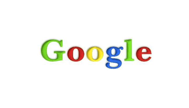 The first Google logo, this logo was much more curved and came with different colours. The logo lasted for just one month, from September 1998 to October 1998.