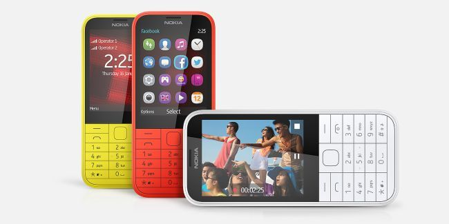 Nokia 225 is Nokia's next budget, feature device. The phone is a keypad phone and is an entry-level phone.