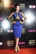 Sonal Chauhan at Big Life OK Now Awards